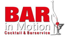 Bar in Motion – Cocktails & Drinks